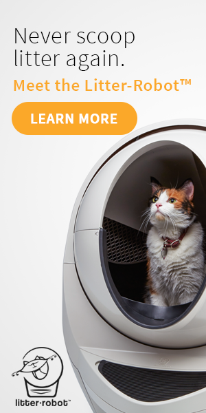 Litter Robot - Never Scoop Litter Again